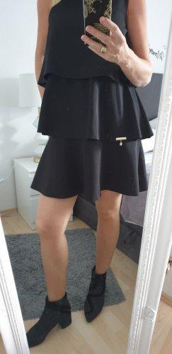 Schwarzes Kleid Gr.36