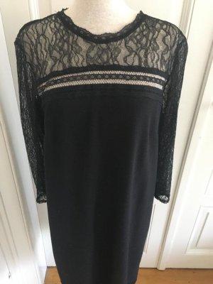 Schwarzes Kleid, Gr.42