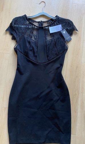 Schwarzes Kleid Guess