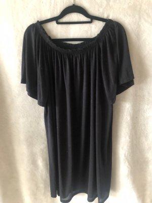 H&M Shortsleeve Dress black