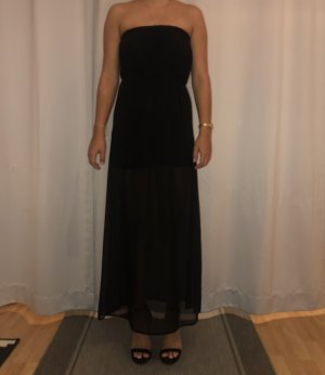 H&M Off-The-Shoulder Dress black