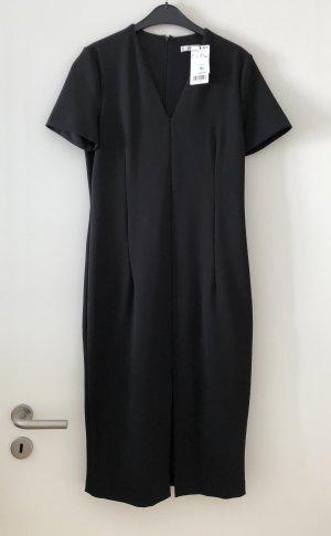 Schwarzes Kleid Mango Gr. L