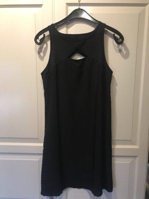 Springfield Vestido cut out negro