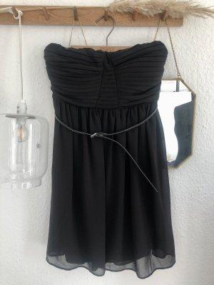 Review Robe bandeau noir