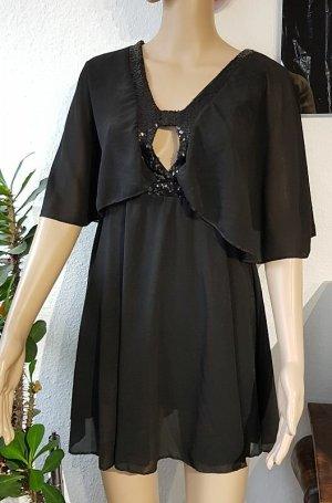 confezionato in italy Midi Dress black