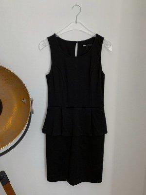 Minimum Robe à manches courtes noir