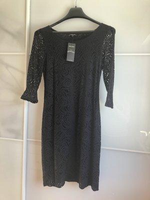 Schwarzes Kleid neu mit Etikett