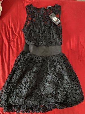 Schwarzes Kleid neu mit Etikett Gr. M