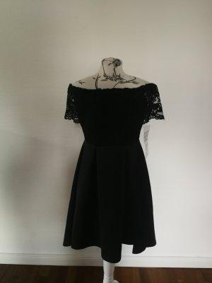 Schwarzes Kleid sistaglam 40