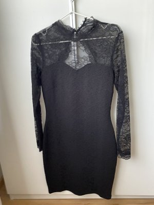 Schwarzes Kleid VILA