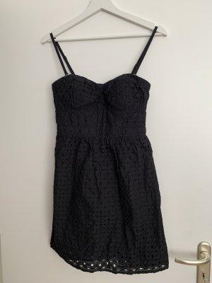 American Eagle Outfitters Sukienka na ramiączkach czarny
