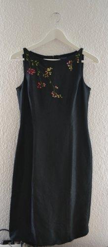 Ann Taylor Vestido de noche negro