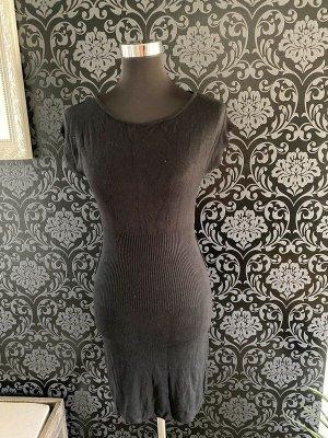 Schwarzes Kleid von by Laetitia Mem, Gr. 34