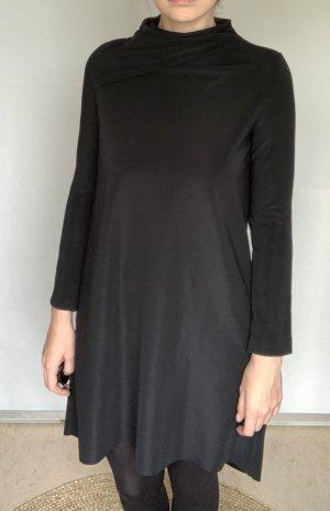 COS Midi Dress black