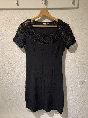 Schwarzes Kleid von Esprit | Größe: 34