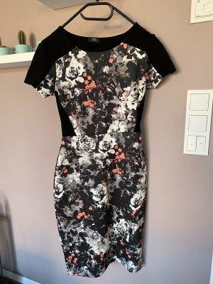 Schwarzes Kleid von F&F, Gr. 34