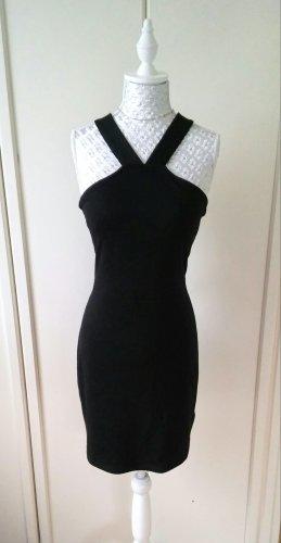 schwarzes Kleid von H&M