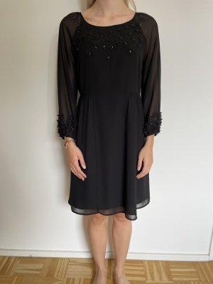 Schwarzes Kleid von Hallhuber, Gr. 38