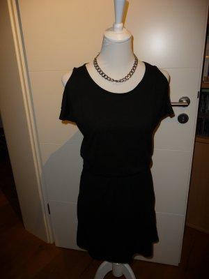 schwarzes Kleid von Janina - Gr. 34 - gepflegt