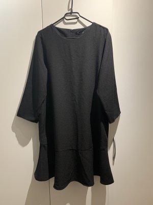 lcw casual Vestido estilo flounce negro