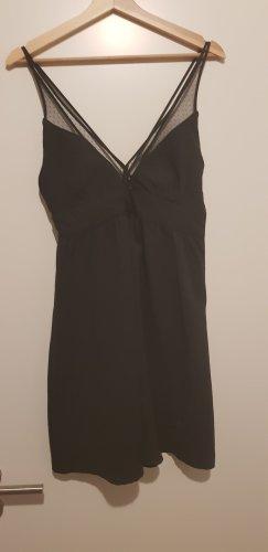 schwarzes Kleid von Mango Casual