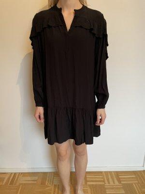 Schwarzes Kleid von Mango, Gr. S, Neu