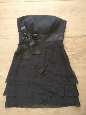Schwarzes Kleid von Marie Blanc Größe 38 Cocktailkleid