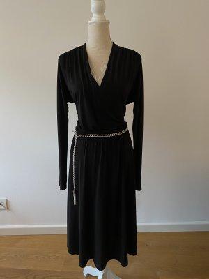 Michael Kors Sukienka z długim rękawem czarny