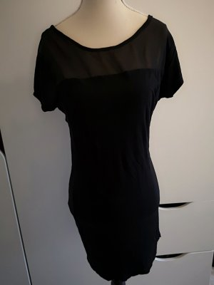 Schwarzes Kleid von Only Neu Gr.XS