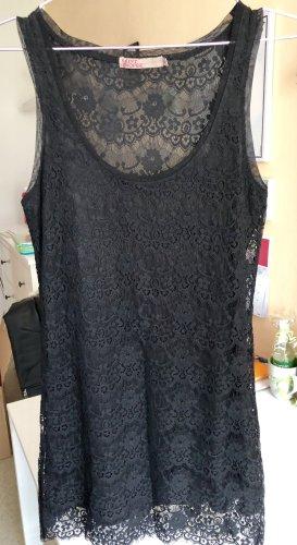 Schwarzes Kleid von Saint Tropez