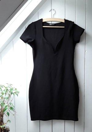 Schwarzes Kleid von SheIn