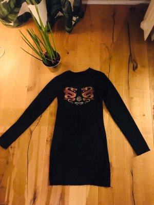 schwarzes Kleid von Urban Outfitters