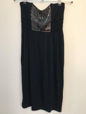 Schwarzes Kleid von Warehouse