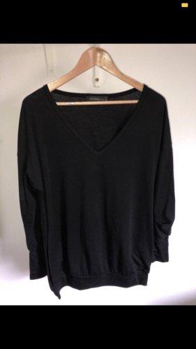 Schwarzes Kleid von zanzea