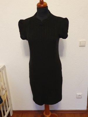 Rinascimento Vestido de lana negro