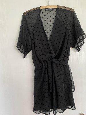 Schwarzes Kleid Zara - ungetragen