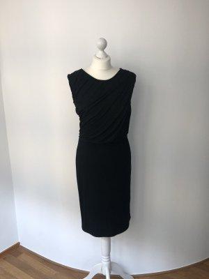 iheart Vestido ceñido de tubo negro