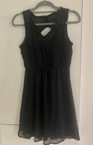unknown Vestido babydoll negro