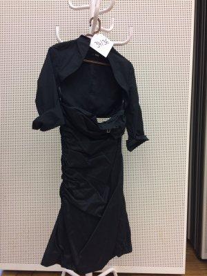 schwarzes Konfirmationskleid / Abendkleid zu verkaufen