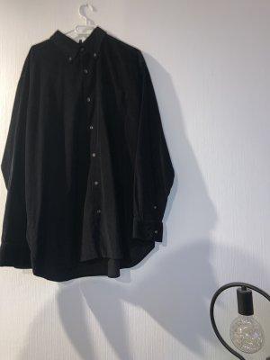 C&A Chemise à manches longues noir
