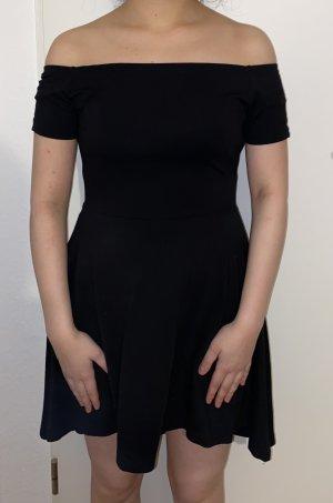 Schwarzes kurzes Kleid S