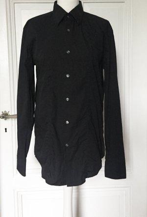 Hugo Boss Camicia a maniche lunghe nero Cotone