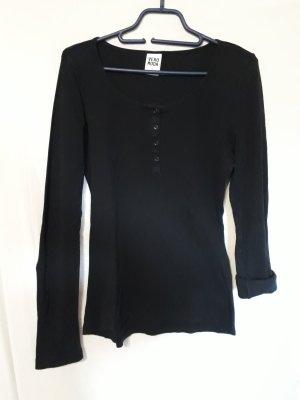 Schwarzes Langarmshirt Vero Moda