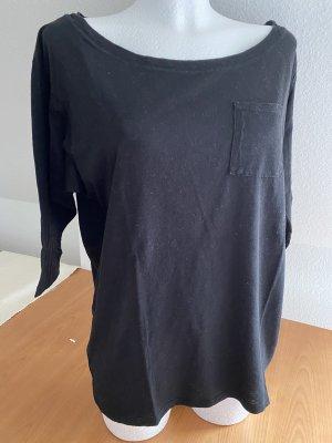 Darling Harbour Camicia oversize nero