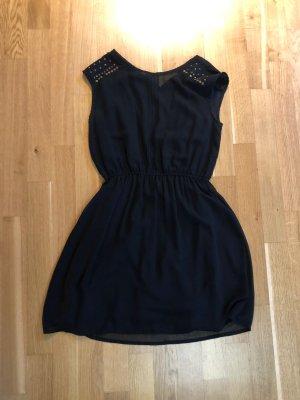 Schwarzes Mango Kleid Größe S