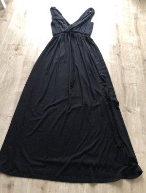 Asos Robe longue noir
