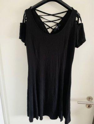 Black Premium by EMP Sukienka midi czarny