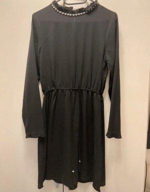 Colloseum Vestido camisero negro
