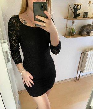 AWG Mode Longsleeve Dress black