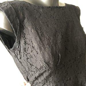 Schwarzes Minikleid, Größe 32